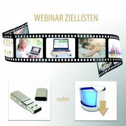 Online-Seminar Ziellisten