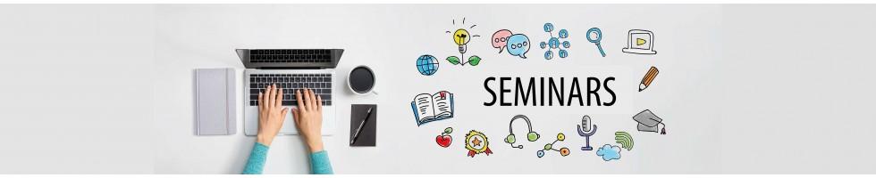 Online-Seminars and Literature English